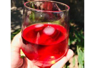 gelincik-cicegi-serbeti bildiğiniz gelincik çiçeğinden mis gibi şifalı içecek yapıyoruz :)